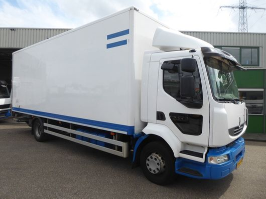 bakwagen vrachtwagen > 7.5 t Renault Midlum 220. 16 T GVW, euro 5 2009