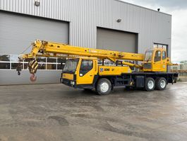 alle terrein kranen XCMG QY16K 16 Ton 6x4 Hydraulic Crane Truck 2006