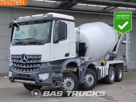 betonmixer vrachtwagen Mercedes Benz Arocs 3245 8X4 Schwing Stetter ClassicSpace Euro 6 2013