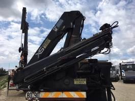 Kraanarm vrachtwagen onderdeel Hiab Occ Autolaadkraan 144bs-3-Duo 2002