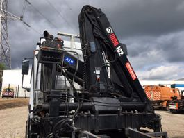 Kraanarm vrachtwagen onderdeel Hiab Occ Autolaadkraan hiab 102 2000