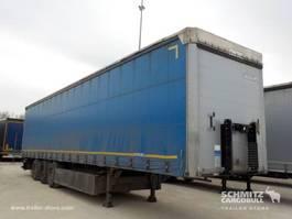 schuifzeil oplegger Schmitz Cargobull Curtainsider Standard 2014