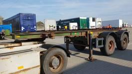 container chassis oplegger Schmitz Cargobull 20