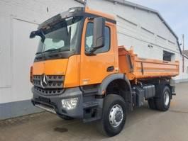 kipper vrachtwagen > 7.5 t Mercedes Benz Arocs 1835 AK 4x4 Arocs 1835 AK 4x4 Meiller Kipper, EURO 6