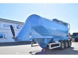 silo oplegger Feldbinder EUT 35.3 Cement Silo / Leasing 2011