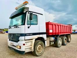 kipper vrachtwagen > 7.5 t Mercedes-Benz Actros 3248 8X2 4500 2000