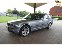 stationwagen BMW 3-serie Touring 318i ecc trekhaak 2003