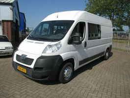 bakwagen bedrijfswagen < 7.5 t Peugeot Boxer 2.2HDI 6-Sitzer LKW Klima Netto €6750,=