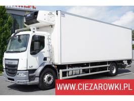 koelwagen vrachtwagen DAF LF 280 , E6 , 4x2 , Retarder , 19 EPAL 2016