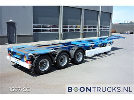 container chassis oplegger Krone SD | 20-30-40-45ft HC * EXTENDABLE HEAD/REAR 2008