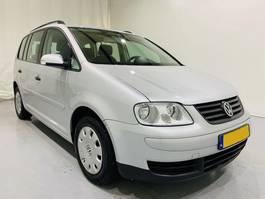 overige personenwagens Volkswagen Touran 1.6 FSi Business Airco 2006