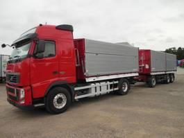 kipper vrachtwagen > 7.5 t Volvo FH13/500 EEV+SCHWARZMÜLLER,54m3,TOP STAND 2012