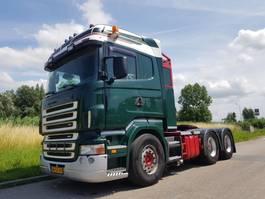 standaard trekker Scania R 500 6x4 Manual Retarder 2006