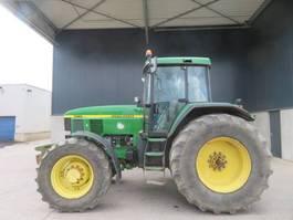 standaard tractor landbouw John Deere 7810 1999