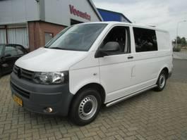 gesloten bestelwagen Volkswagen Transporter 2.0TDI 5-Sitzer Klima €6950,=