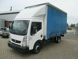 huifzeil bedrijfswagen Renault Maxity 35.145 Klima Netto €8450,=