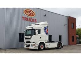 standaard trekker Scania r520 4x2 retarder airco highline euro 6 NEW APK 2014