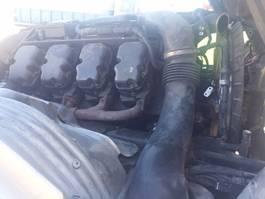 Motor vrachtwagen onderdeel Scania 164 2001