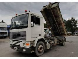 containersysteem vrachtwagen Volvo F10 320 + Full steel + 1987