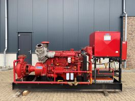 waterpomp machine Iveco 8210 467 M3 / h 6.7 bar Waterpomp Beregeningspomp als nieuw !