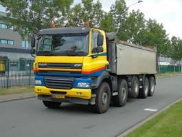 kipper vrachtwagen > 7.5 t DAF CF85.410 10x4 2011