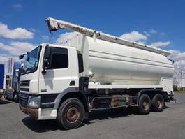 tankwagen vrachtwagen DAF CF 85.460 6x4 SILO 28m3 2007