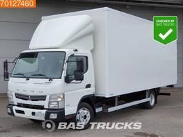 bakwagen vrachtwagen > 7.5 t Mitsubishi Fuso Canter 7C15 AMT 4X2 Ladebordwand 2016
