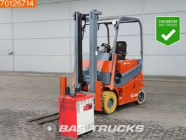 vorkheftruck Other Cesab Blitz 250 Batteries not ok 2008
