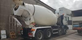 betonmixer vrachtwagen MAN 32.364 8x4 Betonmixer Stetter 9 m³ 2002