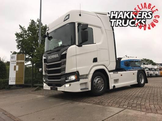 standaard trekker Scania R 410 NGS Next Gen, german 2017