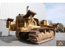 pijpenlegger Caterpillar D8K Pipe carrier 1978