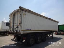 kipper oplegger Schmitz Cargobull Kipper Alu kasten 94m³ 2013
