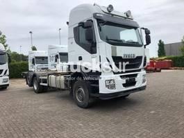 overige vrachtwagens Iveco Stralis As480.26 2015