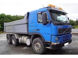 kipper vrachtwagen > 7.5 t Volvo FM12 tippbil 2000