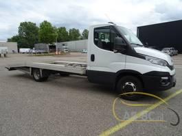 oprijwagen bedrijfswagen Iveco 40C16 2017