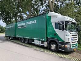 bakwagen vrachtwagen > 7.5 t Scania R 420 B 6X2 VOLUME COMBINATIE  RETARD. 2009