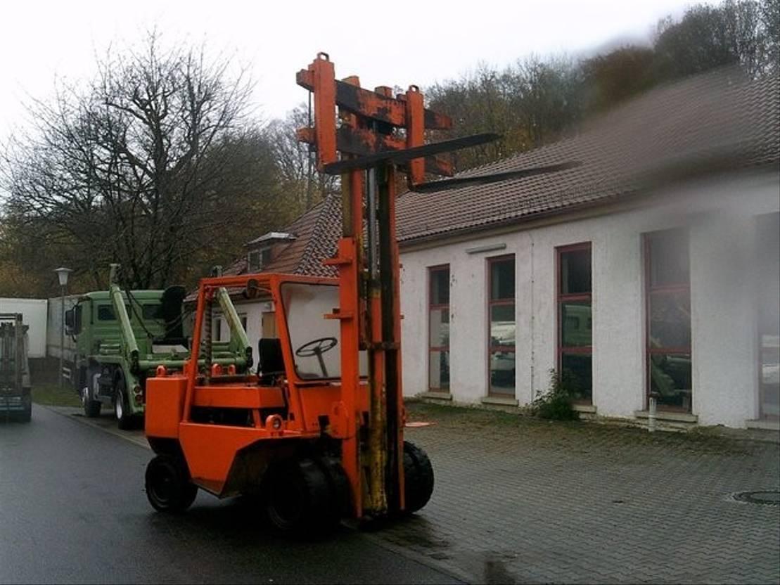 vorkheftruck Still DFG6/S 1973
