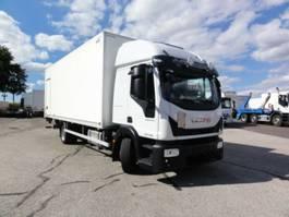 bakwagen vrachtwagen > 7.5 t Iveco ML120E25/P Euro 6 Klima Koffer 7,5 LBW