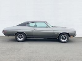 overige personenwagens Chevrolet Chevelle SS 454 Coupe Chevelle SS 454 Coupe 1970