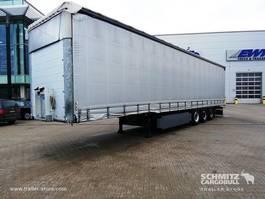 schuifzeil oplegger Schmitz Cargobull Schiebeplane Mega 2015