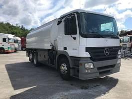 tankwagen vrachtwagen Mercedes-Benz Actros 2544 6x2 2007