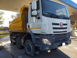kipper vrachtwagen > 7.5 t Tatra Phoenix 460 8x8 kipper 2017