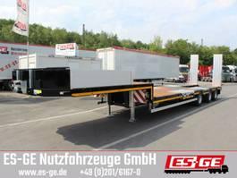 dieplader oplegger ES-GE 3-Achs-Satteltieflader mit Radmulden 2020