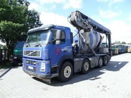 overige vrachtwagens Volvo FM13 440 8X4 STETTER 9m + BAND 15m 2008