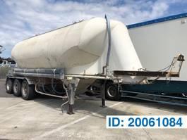 silo oplegger Spitzer Cement bulk 1989