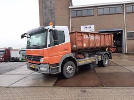 containersysteem vrachtwagen Mercedes Benz ATEGO 1622 2009