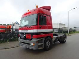 standaard trekker Mercedes Benz ACTROS 1840 !! EURO 2 !! 1999
