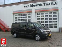 gesloten bestelwagen Renault TRAFIC 145 PK EURO 6 L2H1 DUBBELE CABINE 2020