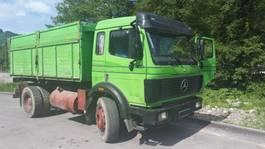 kipper vrachtwagen > 7.5 t Mercedes Benz SK 1729 K 4x2 tipper 1989