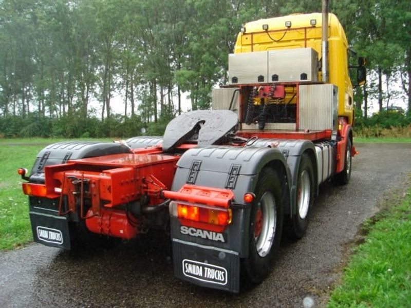 Scania - R 500/ 6X4/MANUAL/ZWAARTRANSPORT 3